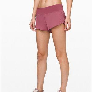 New Discontinued Lululemon Speed Up Shorts